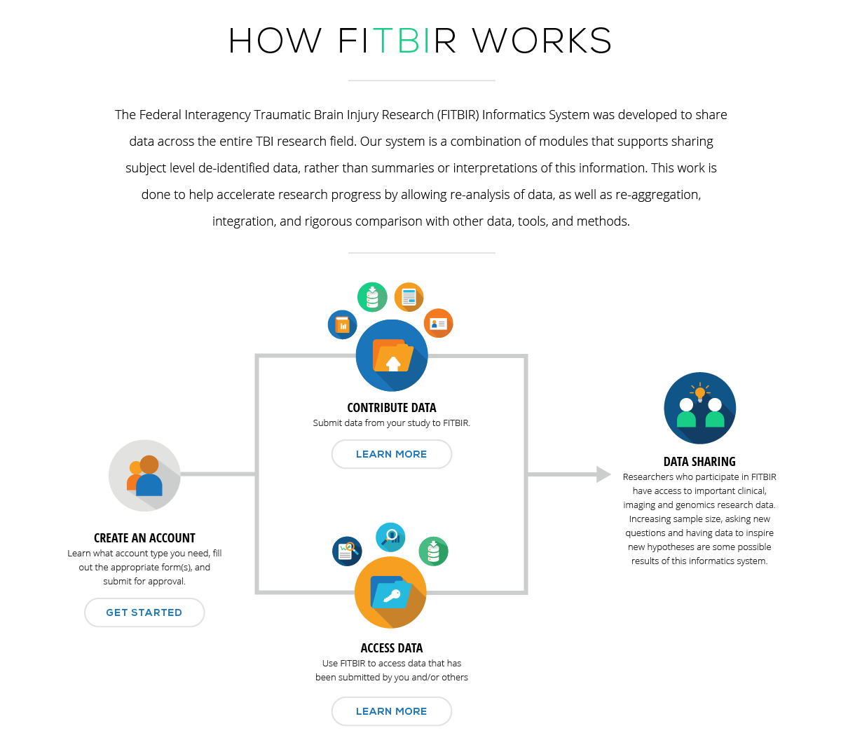 How FITBIR Works